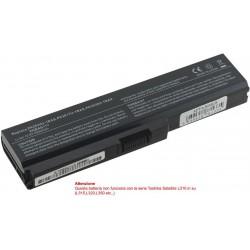 Batteria per Toshiba Satellite L700 L700D - 4400mAh